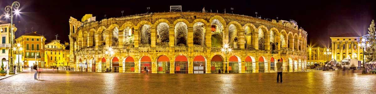 Musikreisen zur Arena di Verona