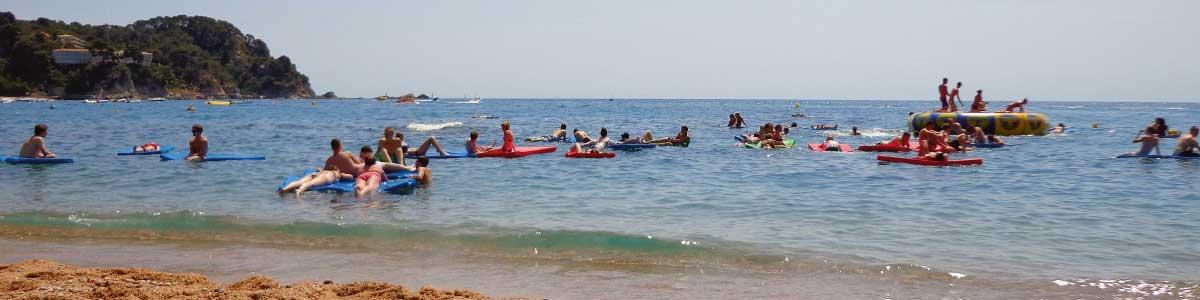 Strand- und Partyferien in Lloret de Mar