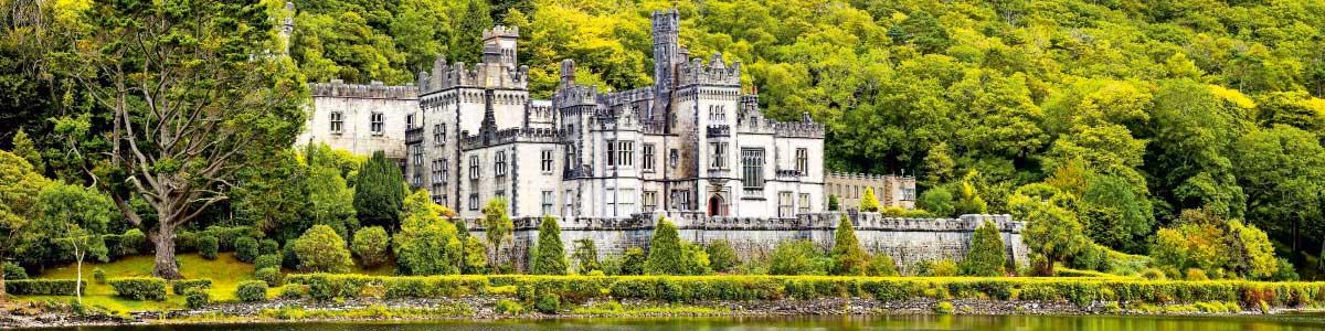 Schloss in Irland auf Marti Rundreise