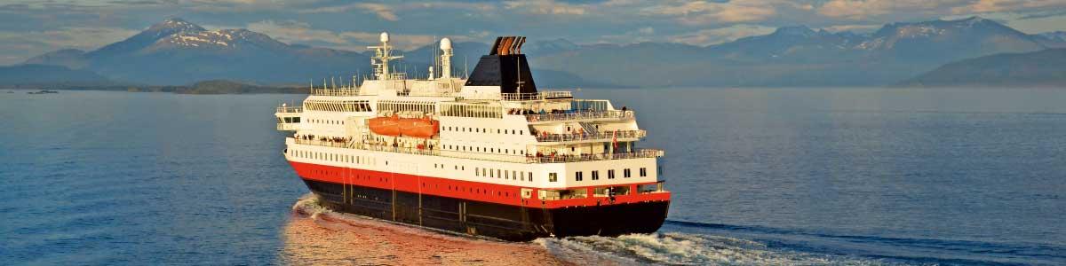 Skandinavien Rundreise mit Hurtigruten Schiff