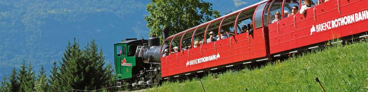 Tagesausflug Brienzer Rothorn Bahn