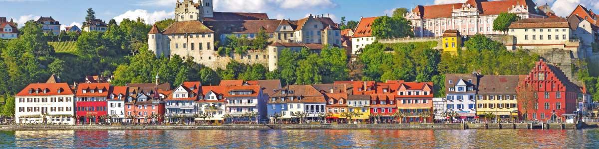 Tagesausflug an den Bodensee