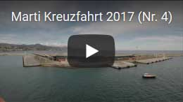 Video Marti Kreuzfahrt Malaga
