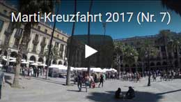 Video Marti Kreuzfahrt Barcelona