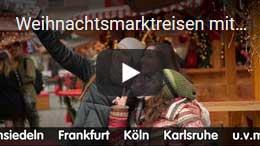 Weihnachtsmärkte in Deutschland, Frankreich und der Schweiz