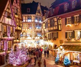 Weihnachtsmarkt Colmar mit Marti Reisen