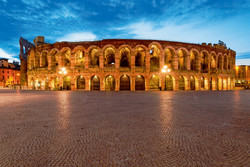 Arena di Verona von Aussen