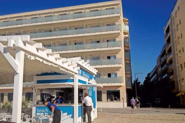 Hotel Miramar in Calafell