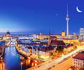 Silvesterreise nach Berlin
