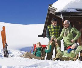Skisafari im Zillertal